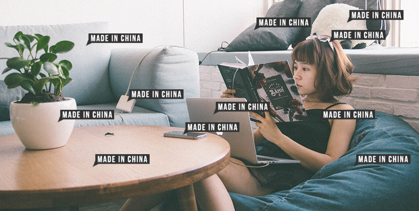 Everything Made in China